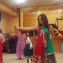Initiation à la danse Bollywood avec Jeannette Mardonnet
