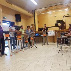 Les percussions 1