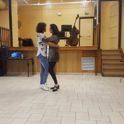 Danses latino et Ki zomba