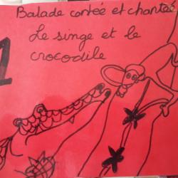 Conte n°1 : Le singe et le crocodile