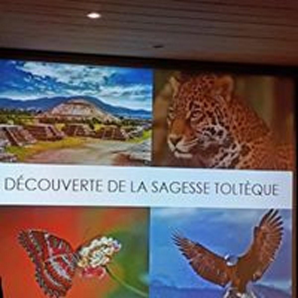 Conférence du 2 mai : La sagesse toltèque