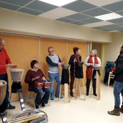 Atelier Percussions 2