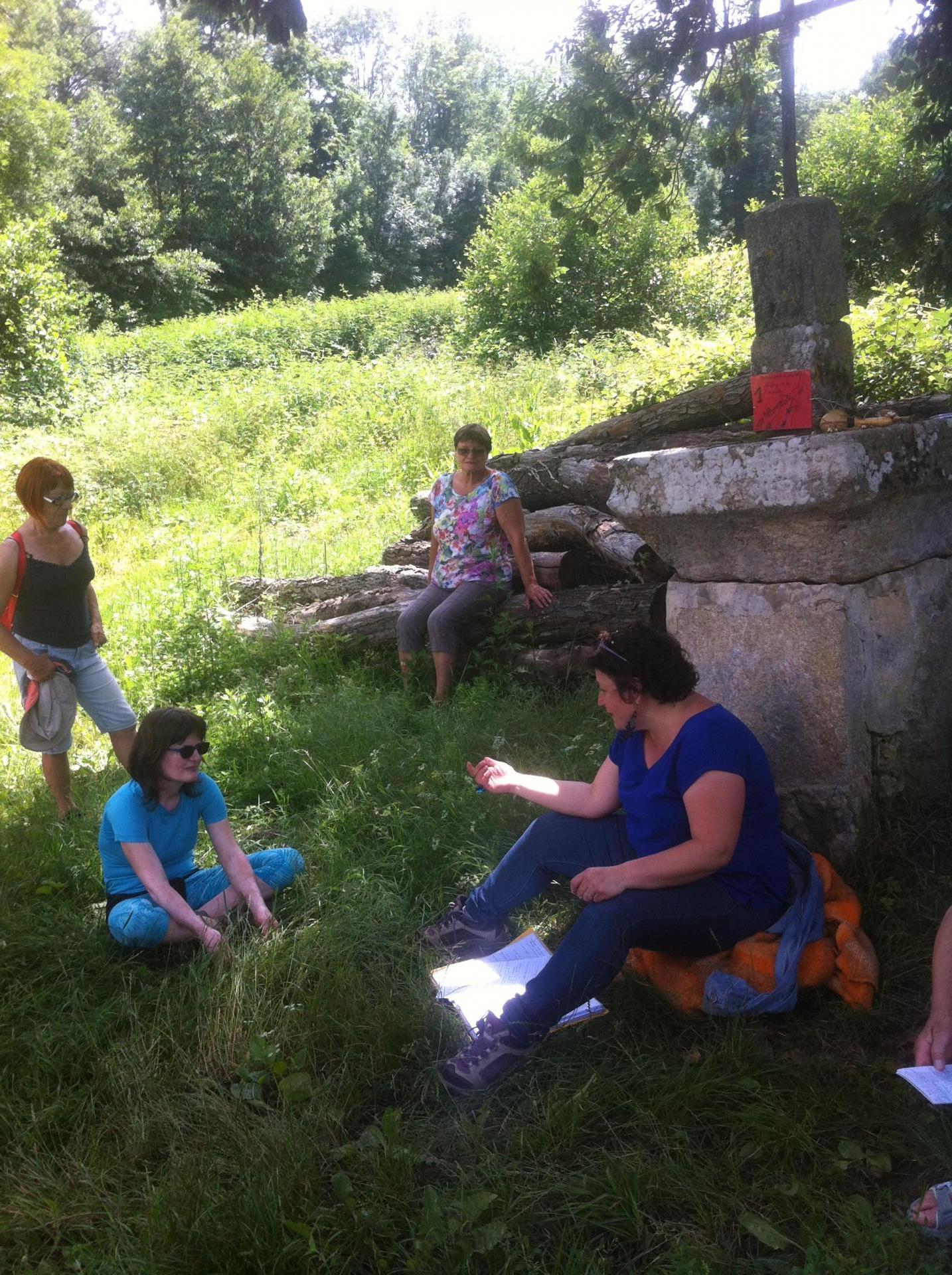 Journée découvertes du 10 juin 2018 : Balade contée et chantée