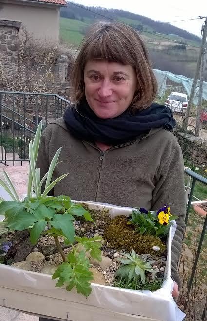 Jardin végétal et minéral 4