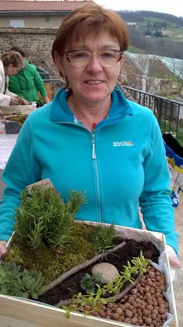 Jardin végétal et minéral 5