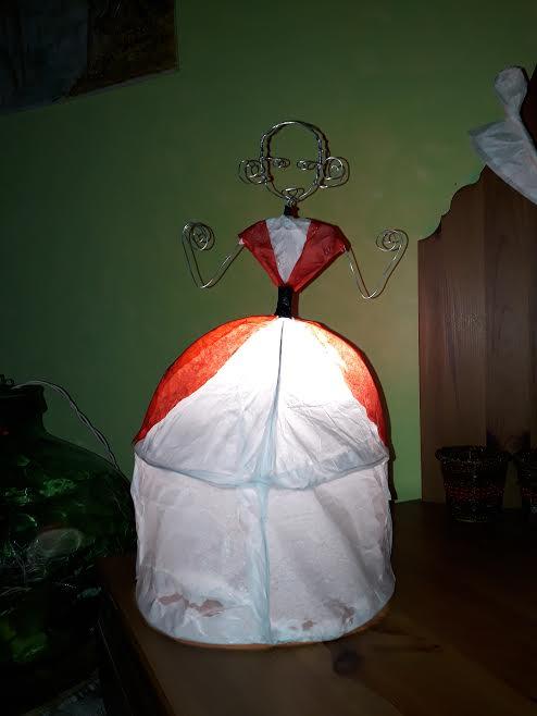 lampe demoiselle