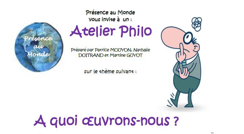 Atelier philo 3