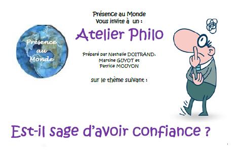 Atelier philo 6