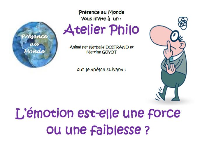 Atelier philo 7