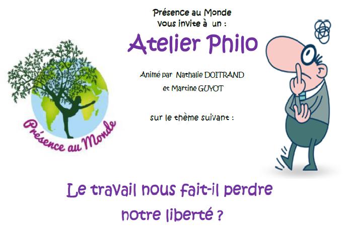 Atelier philo 8