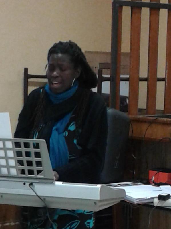 Christelle DOY : Gospel