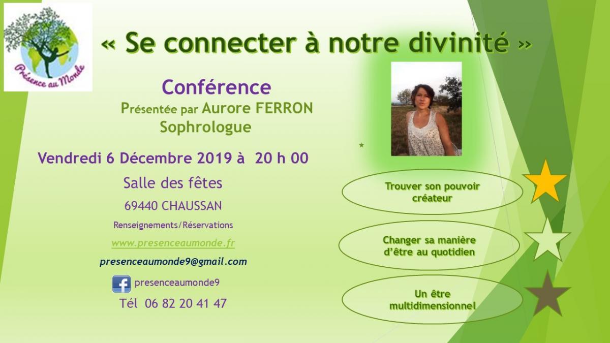 Conference aurore ferron affiche n3 2 1