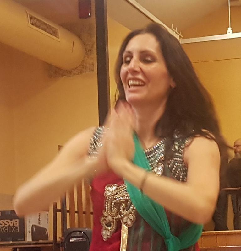 Jeannette MARDONNET : Danse