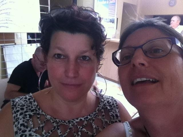 Martine et gwen 1