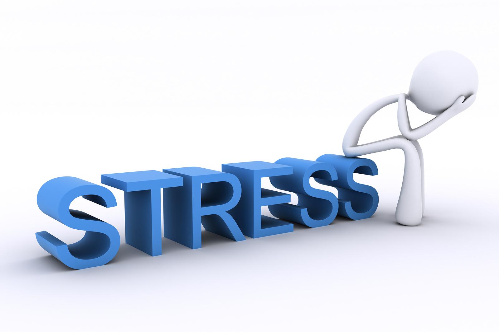 Stress bouchon